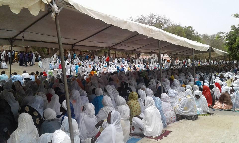 PHOTOS - KAMIL POUR LES MORTS: Grosse mobilisation aux cimetières de MARMIYAL, ce matin.