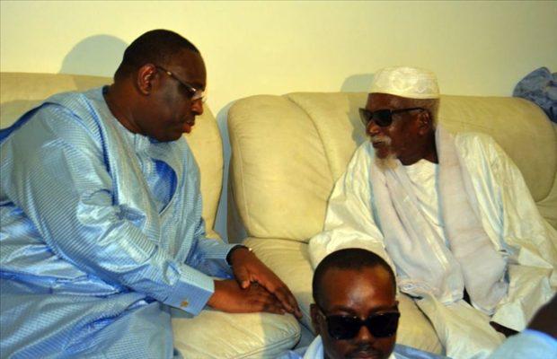 Macky Sall au Khalife général des Mourides: « Karim Wade va passer la Korité chez lui »