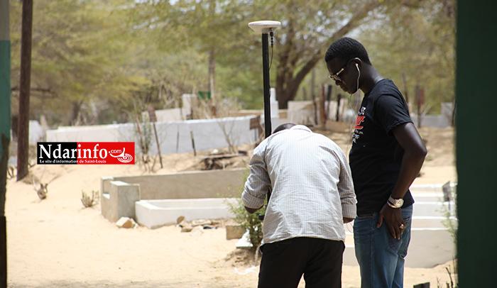 L'UGB propose des plans d'aménagement pour Thiem/Thiaka NDiaye et Marmiyal. Mansour FAYE s'engage à financer les travaux.