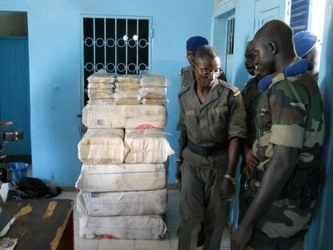 """La Gendarmerie réalise """"des statistiques record"""" de saisie de drogue"""