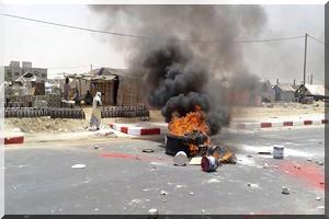 Mauritanie: des militants anti-esclavagistes arrêtés après des heurts à Nouakchott