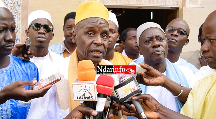 RETRAIT DES TALIBÉS :  « il faut identifier d'abord les faux marabouts », exige l'Imam ratib de Saint-Louis.
