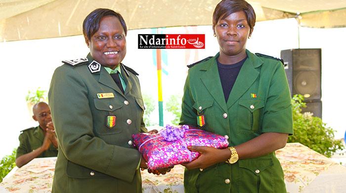 Nouveau Régisseur de la prison de Rebeuss: Agnés Ndiogoye prend le pouvoir