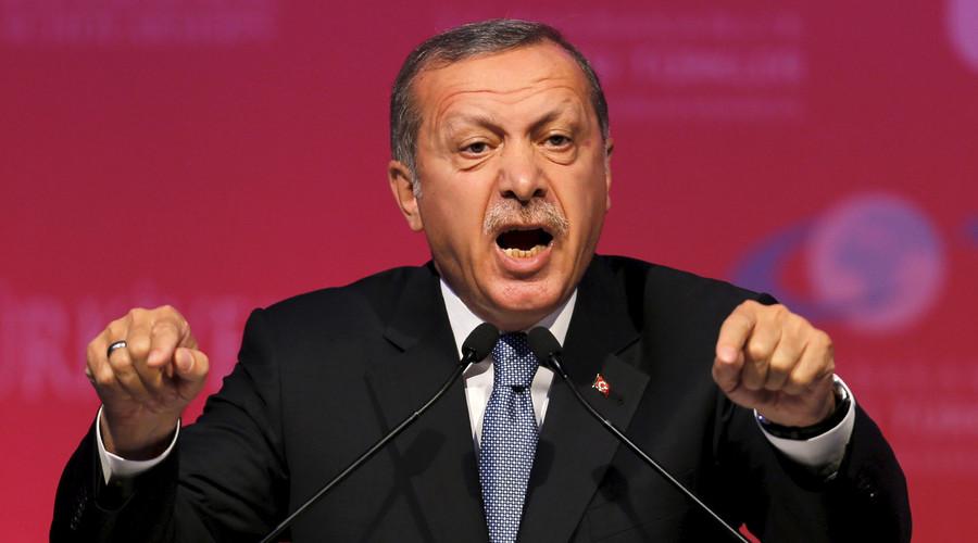 Erdogan : «Moi-même et le Premier ministre serons dans la rue»