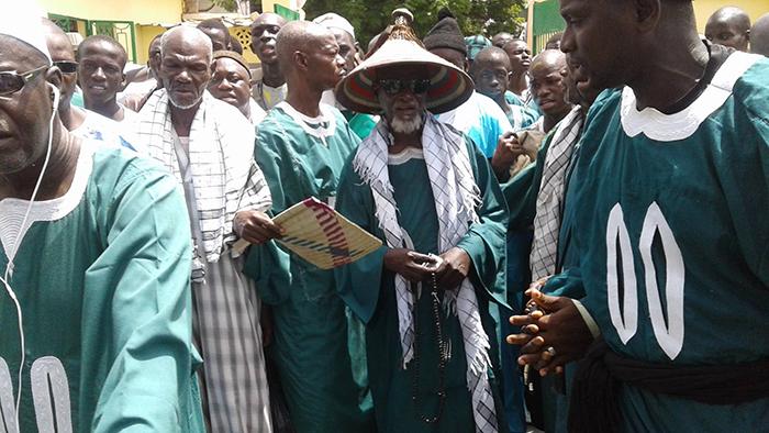 Journées culturelles Cheikh Ahmadou Bamba : la mobilisation de Saint-Louis, derrière Serigne Abdoulaye Bamba SARR (Photos)