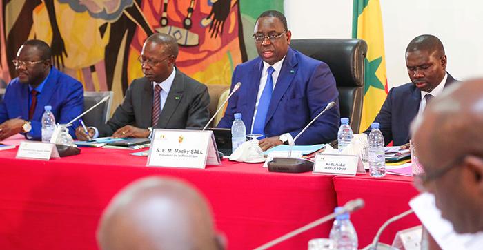 Début des travaux du conseil interministériel de Dakar