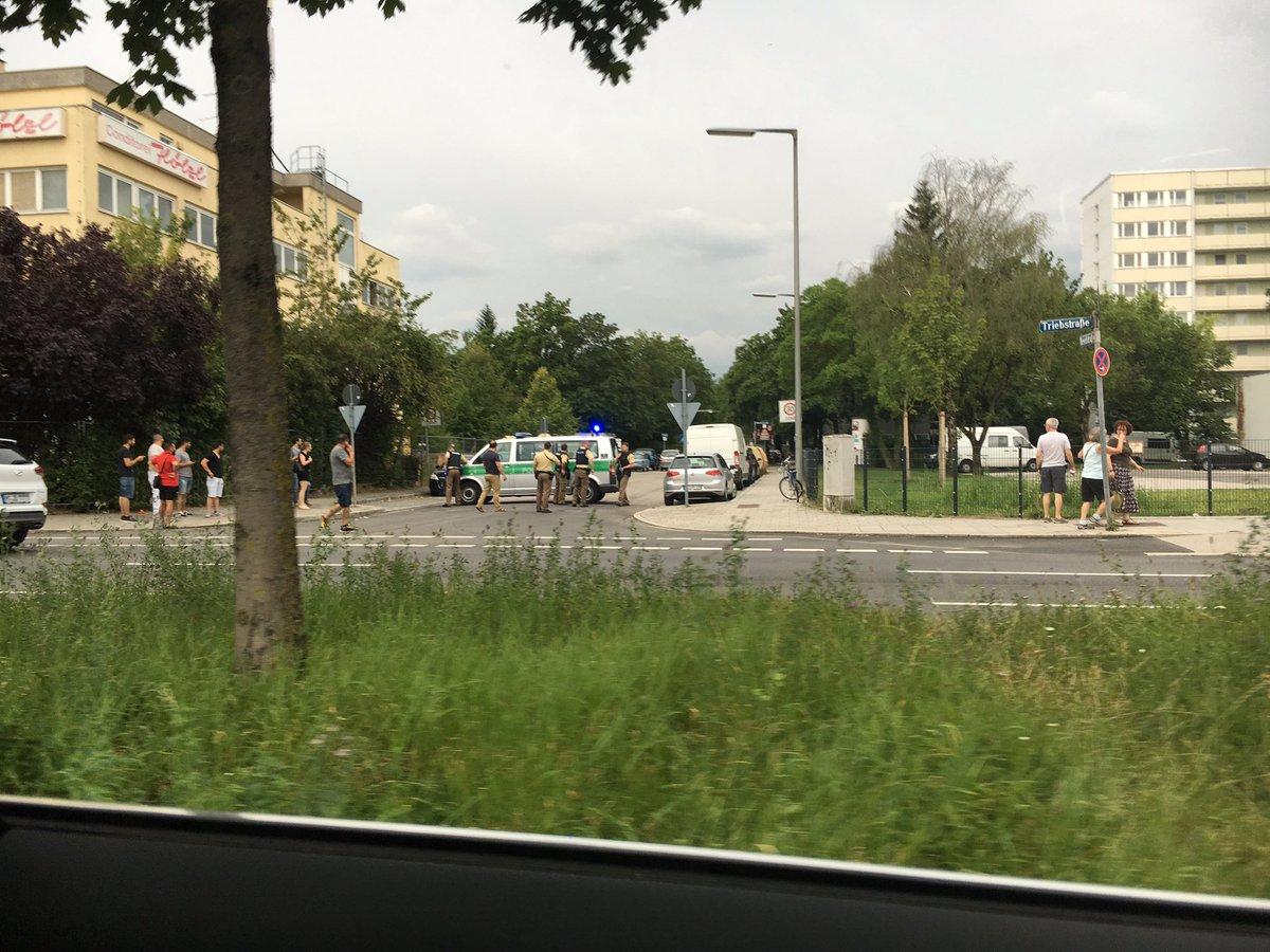 Fusillade dans un centre commercial à Munich, en Allemagne