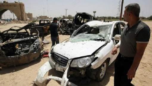 Au moins douze morts dans un attentat suicide à Bagdad