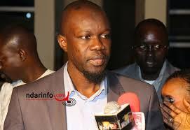 Ousmane Sonko suspendu de ses fonctions d'Inspecteur des Impôt.