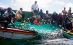 Trois pécheurs sénégalais disparus en mer depuis 5 jours