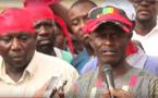 Nouakchott : Suivez la manifestation des ressortissants Sénégalais pour la régularisation de leur situation.