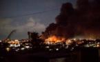 VIDEO - Présidentielle 2016 : L'assemblée nationale du Gabon en feu.