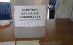 HCCT : bon déroulement du vote à Saint-Louis.