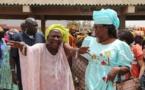 Marième Faye Sall investit les quartiers de Dakar
