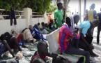 Saint-Louis : la galère de ces candidats à l'armée (vidéo)