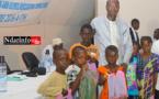 ACTION SOCIALE : des fournitures scolaires de la JERES à 60 élèves de Saint-Louis (vidéo)