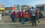 YOFF : rage des taximans après l'assassinat de leur collègue ( vidéo)