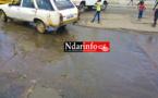 Saint-Louis: des refoulements d'égouts à l'entrée de Guet-Ndar ( vidéo)