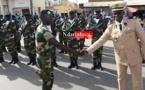 PROTECTION DE L'ENVIRONNEMENT : l'engagement des forces armées, magnifié.