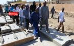 INFRASTRUCTURES ROUTIÈRES: Mansour FAYE « désenclave » le centre de Santé de Saint-Louis.