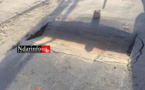 Suicide à l'entrée de PIKINE: un homme se jette sous le compacteur de Goudron.