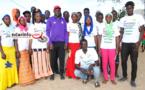Saint-Louis : parrain de la Zone 11, Ndiaye DIOP sensibilise à Mbarigo sur les dangers du Paludisme.