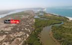 Un drone filme l'impressionnante reconstitution de Doune Baba DIEYE