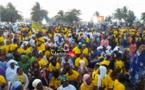 Méga meeting du PDS : les libéraux de Saint-Louis en démonstration de force ( Photos )