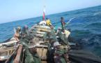URGENT : 5 pirogues saisies à Nouadhibou. Les membres des équipages arrêtés.