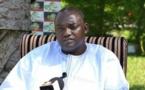Tentative d'assassinat dans une mosquée de Banjul, Adama Barrow l'a échappé belle
