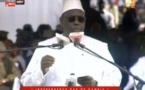 GAMBIE: Macky fait son discours en anglais. Regardez !