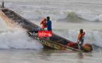 Saint-Louis : Chavirement d'une pirogue, le bilan fait un mort et cinq disparus
