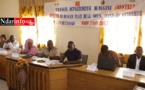 Mise en œuvre du Programme ASSTEL 2:  l'ARD de Saint-Louis accompagne la dynamique du Conseil départemental de DAGANA ( vidéo )