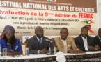 """Le ministère de la Culture salue le """"grand succès"""" de la 9ème édition du FESNAC"""