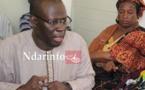 Cheikh Bamba Dièye fait la thérapie du conseil des ministres
