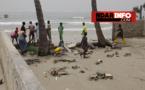 Houle dangereuse : l'ampleur des dégâts à Tassinère (vidéo)