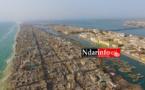 NDAR : une ville d'eau splendide (vidéo)