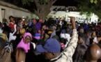 Libération : Bamba Fall ovationné par une foule en liesse
