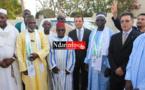 Visite de l'Ambassadeur de la Palestine à Saint-Louis : SEM Safwat Ibraghith rencontre l'association des Imams et Ulémas (vidéo)