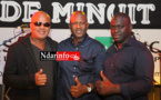 Mokhtar SAMBA, Ablaye CISSOKO et Habib FAYE posent pour NdarInfo
