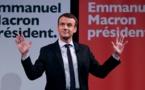 Macron, 39 ans, élu président avec 65,5% des voix