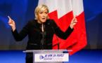 """Marine Le Pen annonce une """"transformation"""" du FN pour une """"nouvelle force politique"""""""