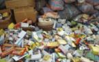ROSSO : près de deux tonnes de faux médicaments et piles électriques saisies