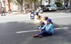 Vidéo – 14 femmes Pro Khalifa Sall arrêtées pour avoir barré la …