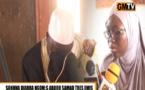 Mame Diarra Ngom récite un verset du Coran et fait pleurer Serigne Abdou Samad …
