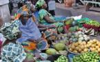 Saint-Louis : le marché riche en denrées alimentaires (inspecteur commerce)