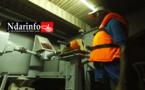 Les coulisses de l'ouverture de la travée tournante du Pont (vidéo)