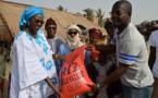 Journée de la solidarité : 300 familles reçoivent des vivres de la part du mouvement Diapal Niou Diape ( vidéo )