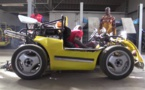 Le père de la première voiture sénégalaise se dévoile