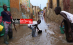 DIRECT - Une forte pluie s'abat sur Saint-Louis